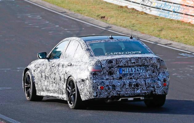 宝马全新M3将搭载3.0T L6动力 或亮相2019法兰克福车展