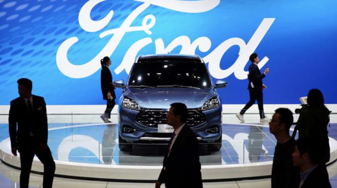 福特将暂停在印度、南非、泰国和越南的工厂生产