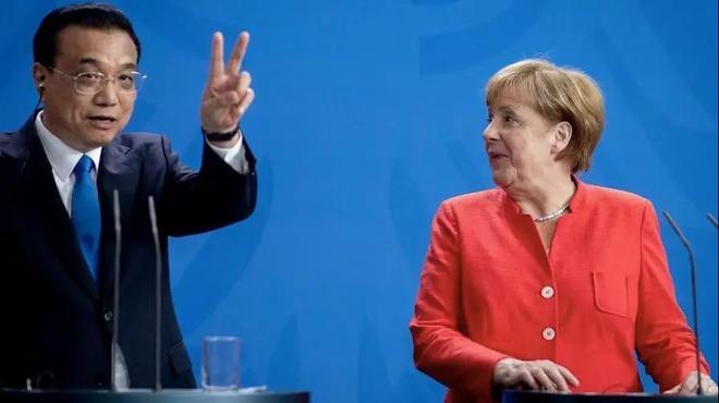 中德总理见证六单车企合作签约 长城宝马也如约而至