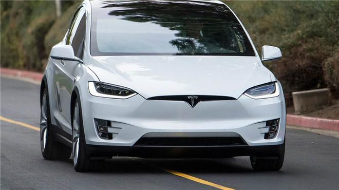 特斯拉因动力转向问题在北美召回1.5万辆Model X