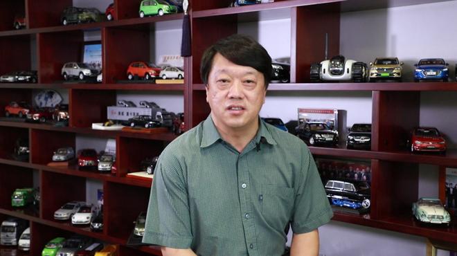 中国能源汽车传播集团党委副书记、副董事长、总经理,《中国汽车报》社社长 辛宁