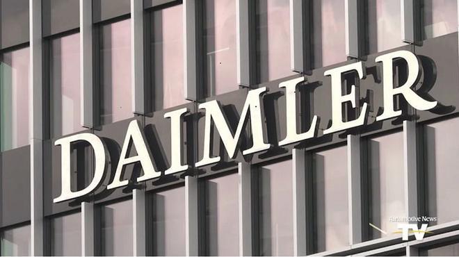 戴姆勒和宝马计划出售停车应用服务Park Now