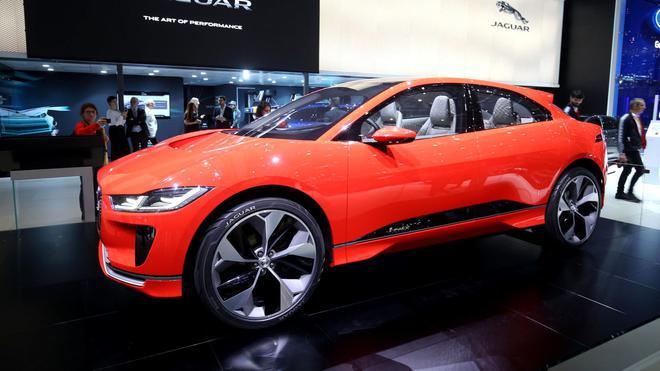 捷豹路虎未来三年将向电动化豪投180亿美元