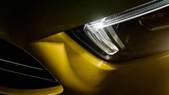 梅赛德斯奔驰AMG A 35预告图 巴黎车展正式发布