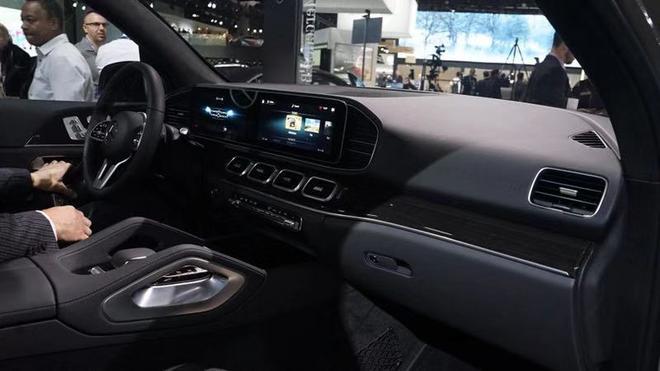 2018洛杉矶车展:全新奔驰GLE亮相