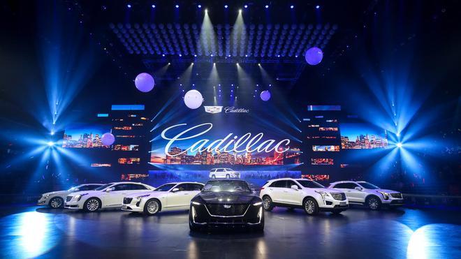 新款凯迪拉克CT6上市 售价37.97-53.97万元