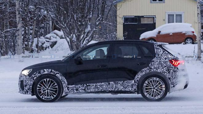 日内瓦车展亮相 全新奥迪RS Q3最新谍照