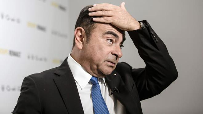 戈恩或将辞去雷诺董事长兼CEO职务