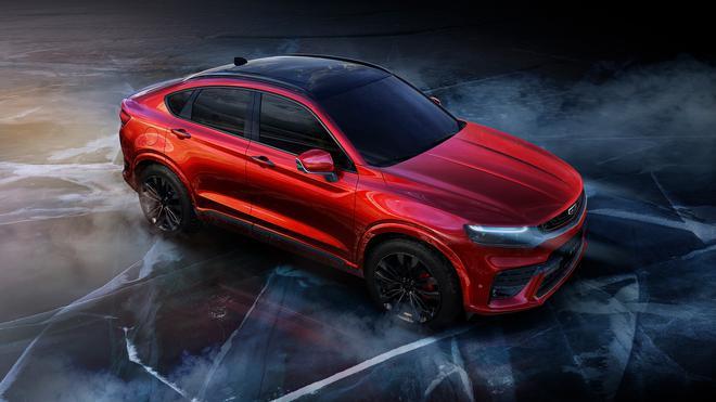与小行星同名 吉利全新轿跑SUV正式定名星越