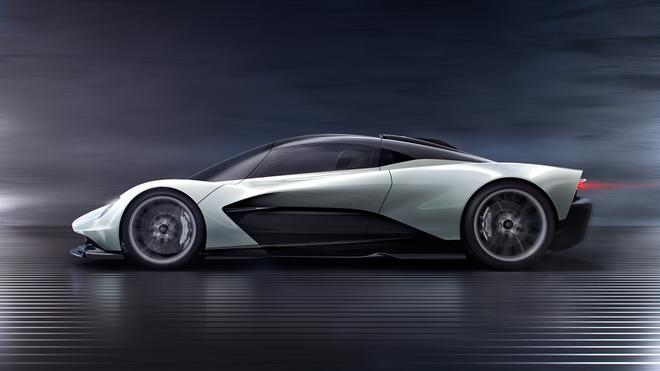 2019日内瓦车展:阿斯顿·马丁AM-RB 003发布