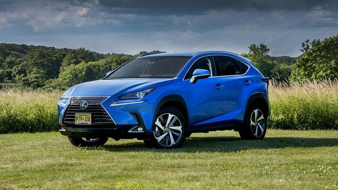 丰田2022年将在加拿大工厂生产雷克萨斯NX