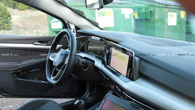 标配全数字驾驶舱 全新一代高尔夫最快9月海外发布