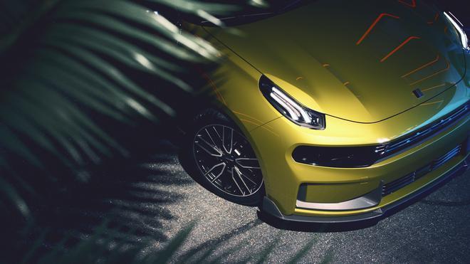 预计售25万 领克03+将于深港澳车展亮相