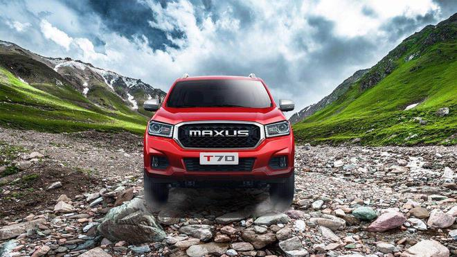 上汽大通MAXUS T70正式上市 售价区间11.98-20.28万元