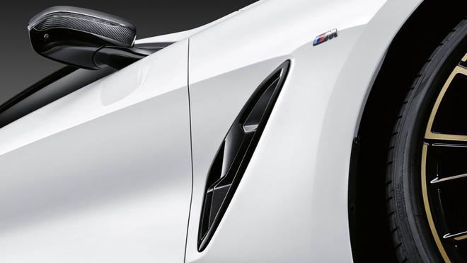 Bimmer们的新福利 宝马发布多款新车M套件