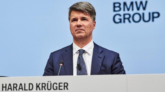 宝马CEO科鲁格不再连任背后:电动化转型已落后
