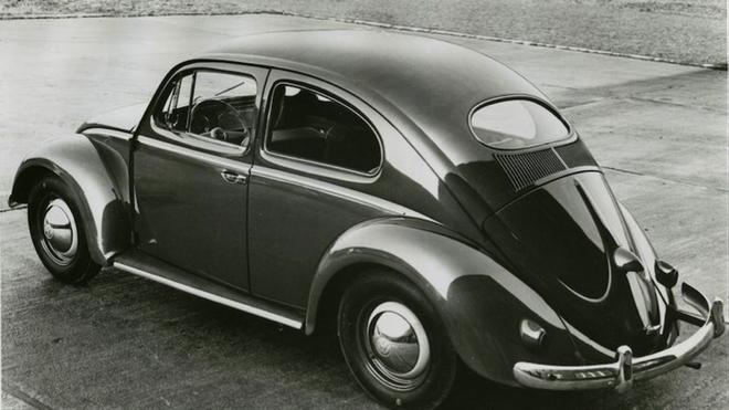 最后一批车型下线 大众正式停产甲壳虫