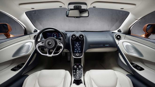 迈凯伦GT将于7月15日亮相 首批车型年底前交付