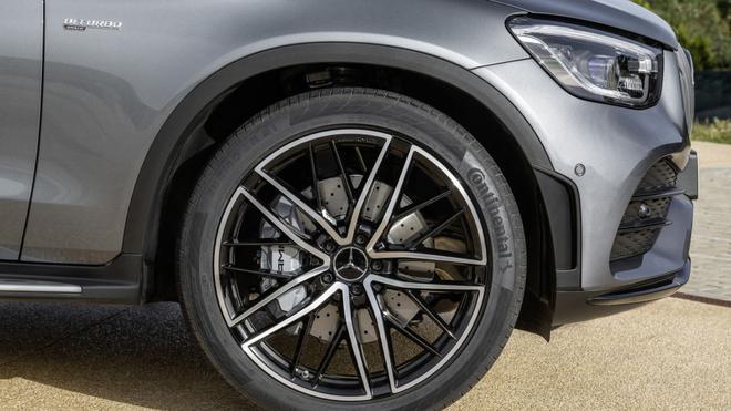新款梅赛德斯-AMG GLC 43/Coupe官图发布