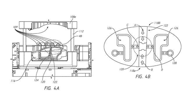 车架不用焊? 特斯拉多向单体浇铸机专利