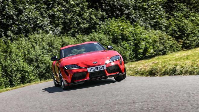 2020款丰田Supra 采用BMW Z4平台打造
