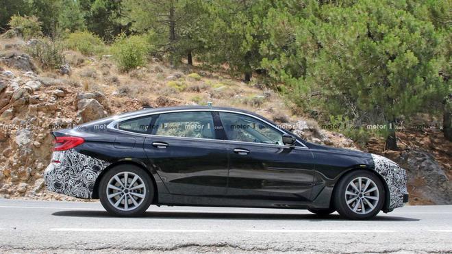 唯一的Gran Turismo 新款6系GT路试谍照曝光