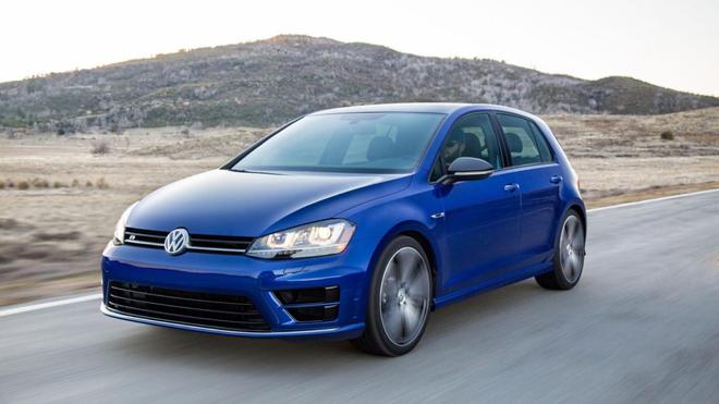 大众将停产第七代高尔夫R车型