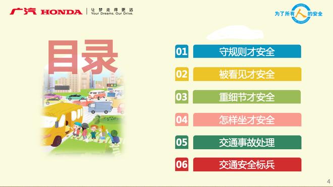 2019广汽本田儿童道路安全公益行在京启动
