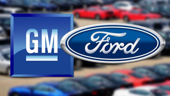 通用、福特储备巨额现金流应对车市下滑