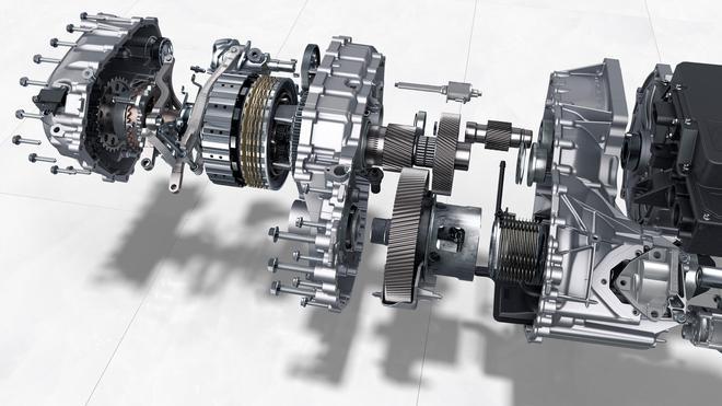 两速变速器是Taycan高极速的保证