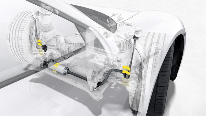 纯电动车的里程碑 保时捷Taycan技术解析