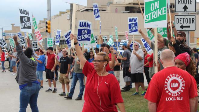 继通用和福特后 FCA与美工人联合会达成新劳工协议