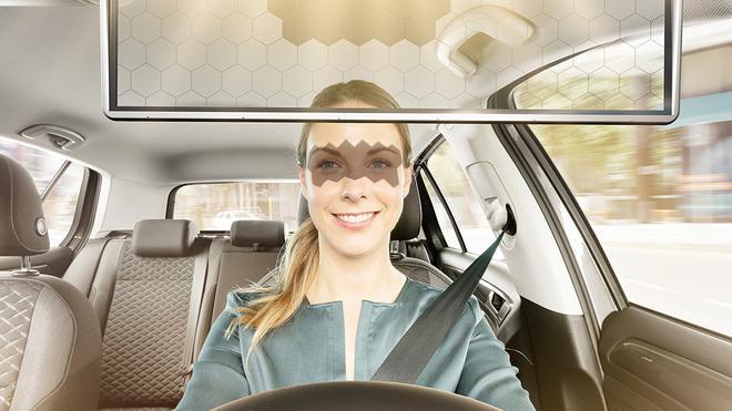2020CES:博世发布虚拟遮阳板等诸多黑科技