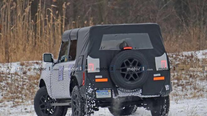 福特新款Bronco有望2020年春季发布 或与牧马人展开竞争