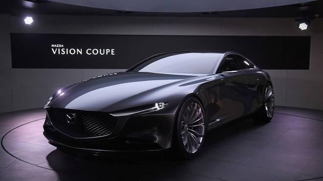 马自达公司专利申请曝光 正在研发新引擎和变速箱