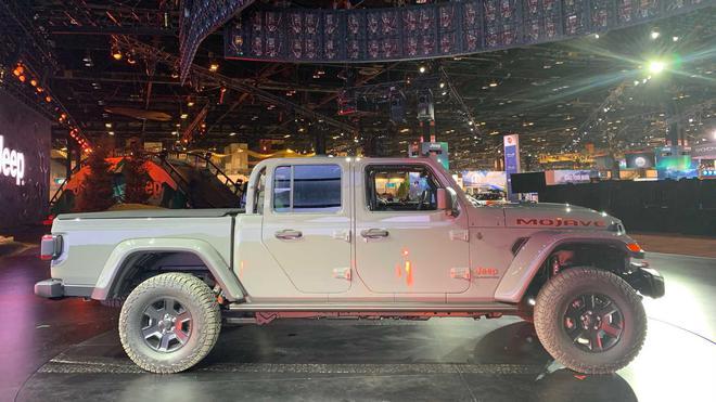 2020芝加哥车展 Jeep Gladiator特别版发布