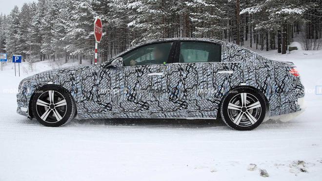 全新一代奔驰C级效果图曝光 巴黎车展全球首发