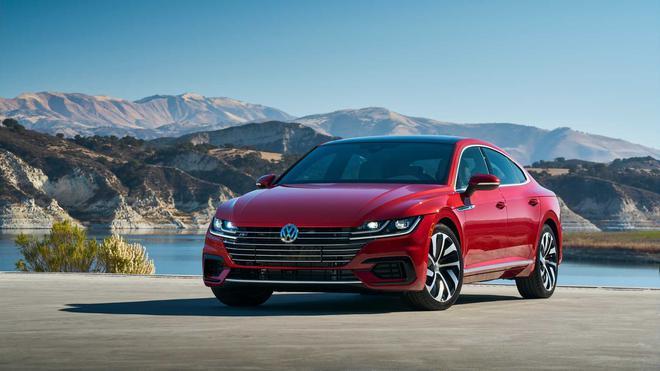 小改款大众Arteon车型将在年内推向美国市场