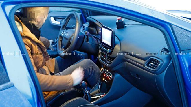 福特Puma ST车型谍照首次曝光 有望年内发布