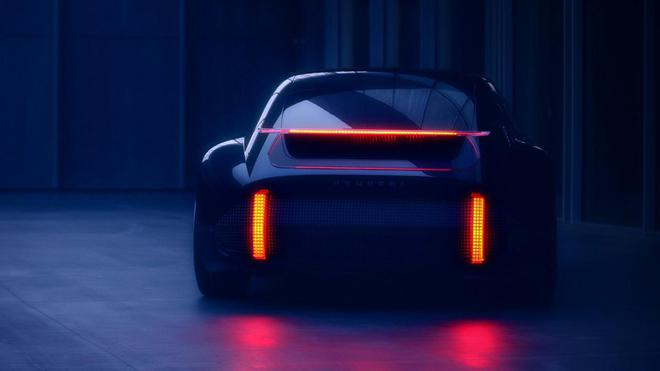 2020日内瓦车展:现代将发布Prophecy电动概念车