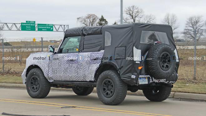 开拓SUV市场 福特Bronco/Bronco Sport即将发布
