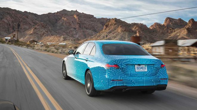 2020日内瓦车展:奔驰中期改款E级将发布