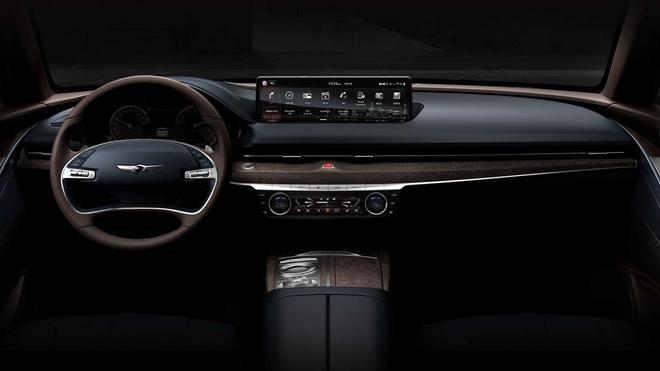 捷尼赛思G80将于海外上市 本月30号线上发布