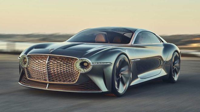 宾利CEO:未来五年电池性能提高30%以上 最早2025年推纯电动车