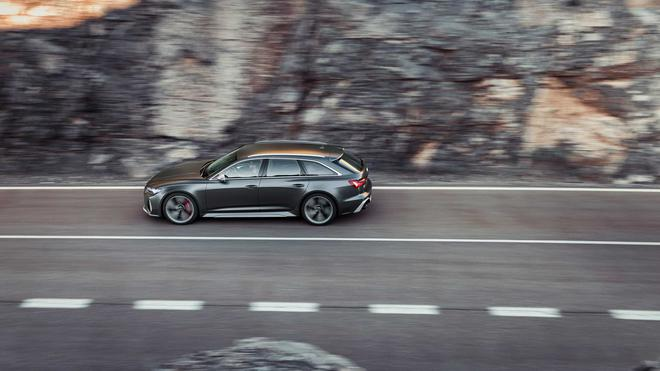 2021款奥迪RS6 Avant价格公布 售价约76万起