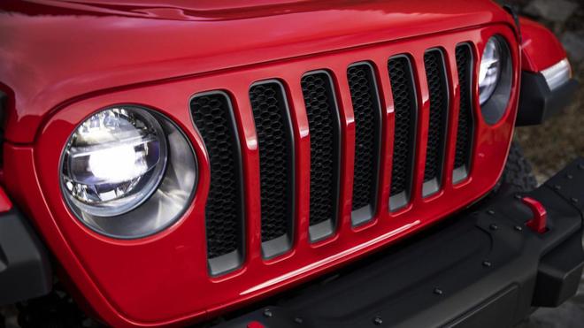 Jeep召回33327台牧马人和角斗士 离合器压力板过热存起火风险