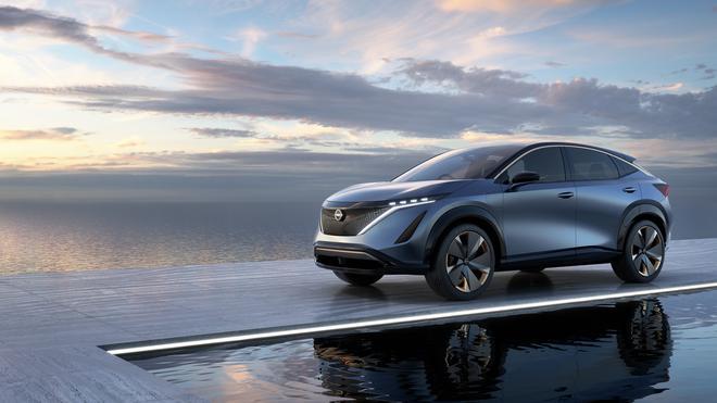 """""""永恒的日式未来主义"""",日产汽车未来的设计语言"""