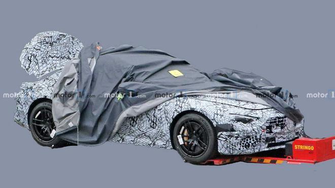 第7代奔驰SL只推6款AMG车型