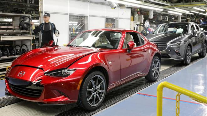 国内工厂也开始停产 日本七大汽车制造商因疫情全球产量将减少50%