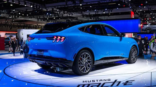 福特5月确认Mustang Mach-E订单 约32万起售